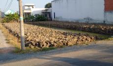 Bán đất Bình Chánh, mặt tiền đường trải nhựa Hóc Hữu, giá 800 nghìn/m2