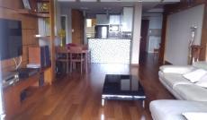 Cho thuê căn hộ cao cấp Hùng Vương Plaza, DT 130m2, 3PN, đầy đủ NT