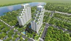 CHCC bên sông Sài Gòn, phong thủy tốt, giá chỉ từ 1,6 tỷ/căn 2pn