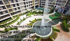 Bán căn góc 3PN- 153m2 Sài Gòn Airport Plaza, đủ tiện nghi– LH: 0908 078 995