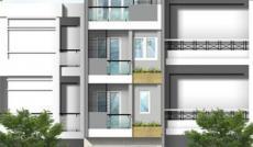 Cho thuê nhà MT Khánh Hội, Q. 4, DT: 4x18m, trệt, 2 lầu, sân thượng. Giá: 55tr/th