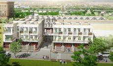 Khu nhà phố đồng bộ, giá từ 2 tỷ, đúc 3 tấm, 4 phòng ngủ, sổ hồng riêng