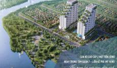 CHCC nghỉ dưỡng trung tâm Q7, giá chỉ từ 23 triệu/m2