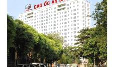 Bán căn hộ An Bình, DT 72m2, 2PN, giá 1.65 tỷ, LH: 0902456404