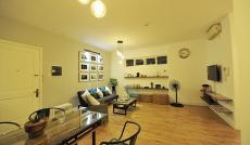 Bán căn hộ chung cư Copac(Contrexim)đường Tôn Đản Q4, 128m2, 3PN