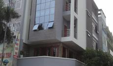 Bán nhà hẻm 6m đường CMT8, P5, Tân Bình, 4x16m, 4 lầu+ ST