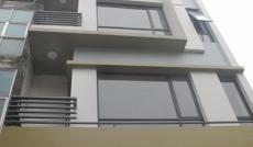 Bán nhà mặt tiền đường Q3, DT 4.2x18m, 7 lầu thang máy