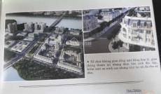 Kệt tiền bán gấp lô suất nội bộ nhà phố thương mại CII Lakeview thủ thiêm, 13.5x20,giá 45 tỷ. 0937.158.757