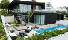 Bán nhà 2 mặt tiền hẻm 12m Mai Thị Lựu, P Đa Kao, q. 1, trệt, lửng, 2 lầu cực đẹp, giá chỉ 8 tỷ