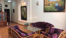 Cho thuê nhà 5 phòng ngủ đầy đủ tiện nghi tại đường Mạc Đĩnh Chi, Quận 1- DT 220m2