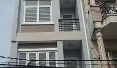 Cho thuê nhà hẻm 4m số 242 Nguyễn Thiện Thuật, Quận 3. DT: 4m x 16m gồm 1 lửng, 2 lầu