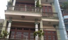 Cho thuê nhà mới 2 mặt tiền Trần Quang Diệu, Q.3