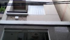 Bán nhà hẻm nhựa 12m Trần Qúy Khoách, P. Tân Định Q1. DT: 4x13m, 3 lầu, giá: 12 tỷ 0943.500.468