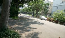Cần cho thuê biệt thự Mỹ Thái 1, Phú Mỹ Hưng đường C đối diện công viên, 3PN lớn giá chỉ 22.8tr/th