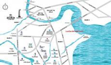 Bán CHCC sân vườn view sông – 1,6 tỷ/căn 2 PN – LH 0918.781.089
