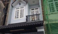 Bán gấp nhà mới xây đẹp, 56m2 (4x14m), 2.1 tỷ ngay KCN Tân Bình