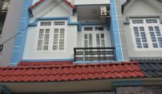 Chìa khóa chao tay nhận ngay nhà mới! Nhà xây mới 1 trệt 2 lầu đường Nguyễn Thị Tú KDC Vĩnh Lộc