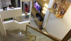 Cho thuê nhà mới xây nguyên căn, 04 phòng ngủ cao cấp đường Cống Quỳnh, quận 1 - giá 41 triệu/tháng