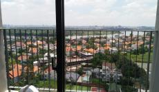 Căn hộ Masteri Thảo Điền Q2 cho thuê. Căn 2PN, view sông, tầng cao, full nội thất, 0902523396