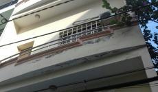 Bán nhà mặt tiền nội bộ Trần Quang Khải, P. Tân Định, Quận 1, DT 4.65x20m, 3 lầu, 12 tỷ