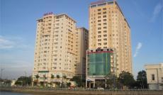 Bán chung cư Vạn Đô, đườngBến Vân Đồn full sàn gỗ, giá 2,3 tỷ
