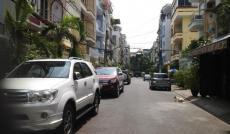 Bán gấp nhà hẻm đường Nguyễn Văn Cừ, Q1 7,8 x 12m, 1 trệt, 4 lầu, giá 7 tỷ