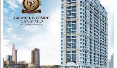 Căn hộ Grand Riverside - Ký HĐ 30%,  hỗ trợ lãi suất 0%, nhận nhà T12/2017, ưu đãi đến 250tr