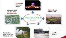 Căn hộ Homyland Riverside ngay MT Nguyễn Duy Trinh Quận 2, giá chỉ 26tr/m2, thanh toán 1%/ tháng đến nhận nhà - 0932 675 750