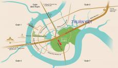 Bán căn hộ CC New City Thủ Thiêm mặt tiền Mai Chí Thọ cách Q1 1,5km giá chỉ 36tr/m2 LH 0906889951