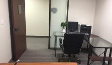 Văn phòng khép kín giá 4,5tr Bình Thạnh 25m2