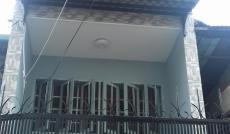 Nhà mới 3,4m x 17m, 1T, 2L, 4PN hẻm CMT8, TB. Giá 11tr/th