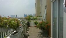 Bán căn hộ Tropic Garden Q2, căn 88m2 + 24m2 sân vườn, nhà mới đẹp, giá 4.35 tỷ. LH 0919716116