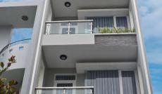 Nhà phố mặt tiền khu khu Phạm Hùng giáp Q8. Hùng 1 trệt, 1 lửng, 2 lầu, giá 3.6 tỷ.