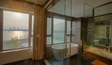 Tháp Brilliant, view sông, Q1, hồ bơi, 2PN, 125m2, giá 8.8 tỷ, TT 30 tr nhận nhà CK 10%. 0938941139
