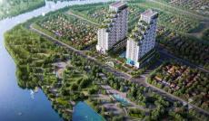 Căn hộ sân vườn - căn 3PN  giá 27 Triệu/m² 3 mặt view sông Sài Gòn duy nhất khu Nam Sài Gòn
