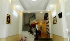 Bán nhà đường Bùi Thị Xuân, P. Bến Thành, 5.2mx18m, 3 lầu mới