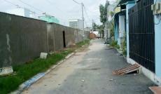 Bán lô đất ( 80m2 ) hẻm ô tô, đường số 22, Phường Linh Đông, Thủ Đức. Giá: 2.2 tỷ.
