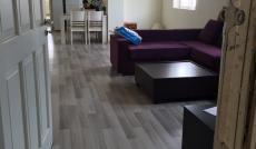 Bán căn hộ chung cư Nguyễn Ngọc Phương, quận Bình Thạnh, 2 PN và 3PN, nội thất, sàn gỗ
