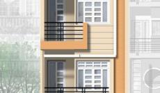 Cho thuê nhà MT Nguyễn Trường Tộ, Q.4, (DT: 4x23m, 1 trệt, 1 lửng, 2 lầu). Giá: 36tr/th