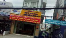 Nhà mặt tiền đường Nguyễn Thị Thập