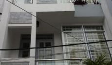 Bán nhà mặt tiền đường Cách Mạng Tháng 8, Quận 3, 11x35m, nở hậu 25m, trệt, lầu, 90 tỷ