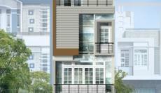 $Cho thuê nhà MT Nguyễn Tất Thành, Q.4, (DT: 6x15m, hầm, lửng, 6 lầu). Giá: 60tr/th