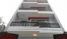 Bán nhà MT đường Yersin, Quận 1 DT: 4x16m. GPXD: Hầm, 5 lầu