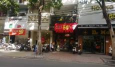 Nhà MT Trường Sa, Phú Nhuận, DT: 4x14.5m nở hậu 5.5m, giá 10.5 tỷ 0903 838 235