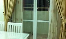 Cần bán gấp chung cư Copac quận 4, 90m2, 2PN, tặng 1 số nội thất, lô B, lầu 11, giá 34tr/m2