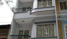 Bán nhà mặt tiền đường Hoa, Quận Phú Nhuận, 4 x 12m, 3 lầu, 7.7 tỷ(TL)