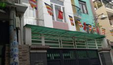 Bán nhà hẻm Nguyễn Khắc Nhu, góc Trần Hưng Đạo, Q1, 5.6x10m, 3 lầu đẹp, 6.6 tỷ TL.