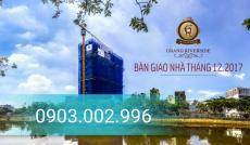 Ưu đãi lớn khi mua căn hộ Grand Riverside MT Bến Vân Đồn sắp bàn giao, ký HĐ chỉ 30% CK ngay 2%