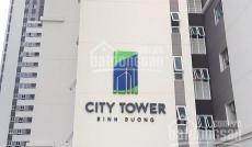 Nhà vàng trao tay City Tower Bình Dương 245 triệu 1-2Pn,1-2Tl 50-60m2