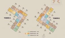 Căn hộ Masteri An Phú khu dân cư cao cấp Quận 2, giá khởi điểm 1.9 tỷ, căn 1PN. 0932.121.099